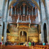 Albi catedral - Interior