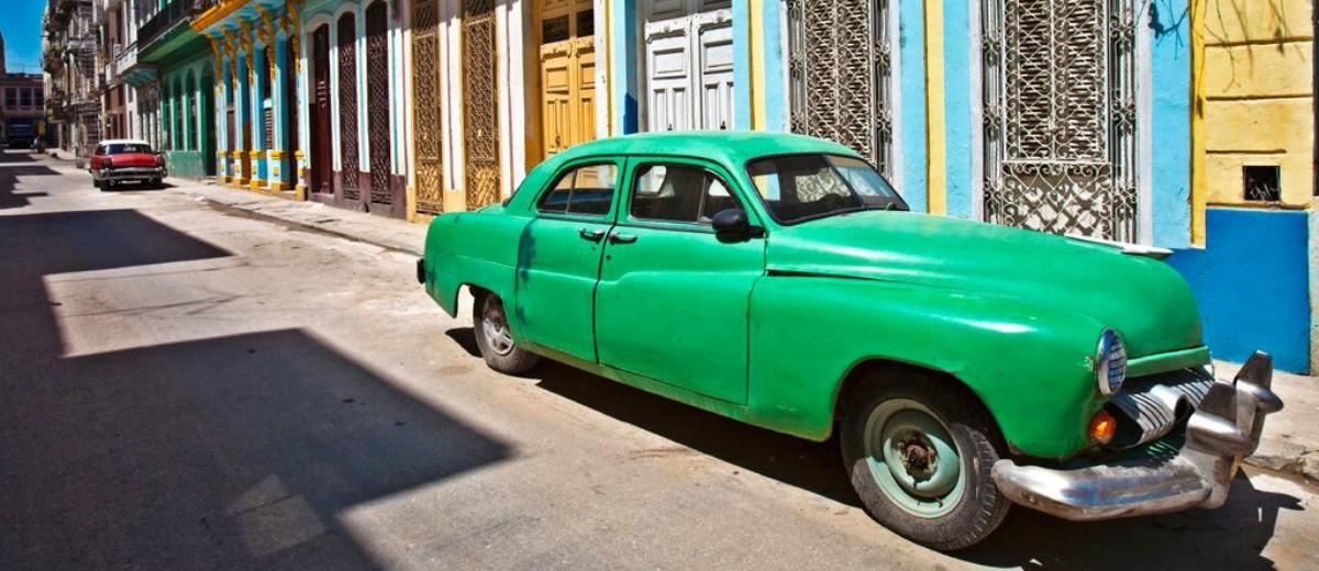 Cuba pixlr