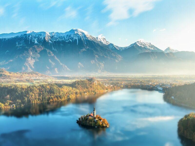 Llac Bled