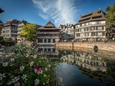 estrasburg la Petit France d