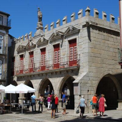 Antigos Paços do Concelho de Guimarães