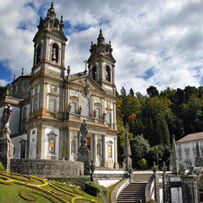 Braga Santuário do Bom Jesus do Monte