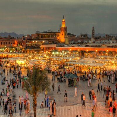 Marroc, Àfrica