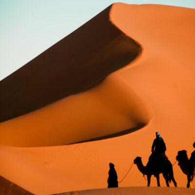 Marroc, desert