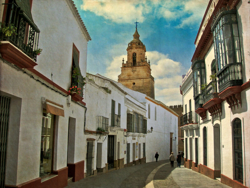 A quiet afternoon in Carmona